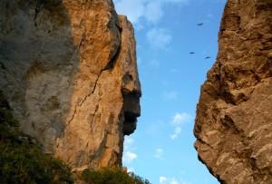 гора Алчак судак