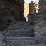 Территория крепости судак