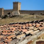 Водохранилище судак крепость