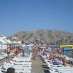 пляж гранд 2 судак