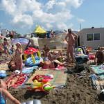 пляж лагерный 2 судак