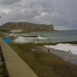 пляж ток судак 5