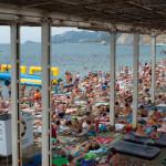 пляж центральный 6 судак