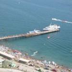 портовый пляж 4 судак