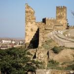 храм крепости судак