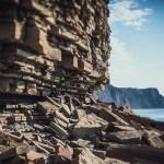 Камни и почва на Меганоме
