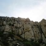 Скалы Меганома