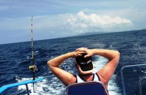 судак рыбалка на катере