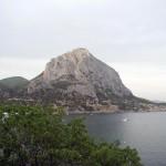 Гора Сокол Новый Свет