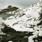 Тропа Голицына зимой