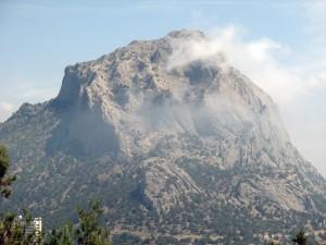 Новый Свет Гора Сокол