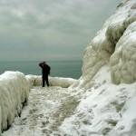 Зима на Тропе Голицына Новый Свет