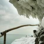 Фото в Новом Свете Зимой