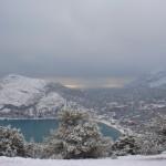 Зима Новый Свет фото