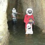 озеро в пещере Новый Свет